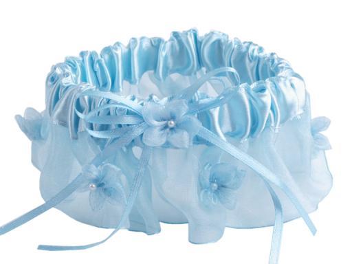 Svatební podvazek šíře v rozmezí od 60-70 mm