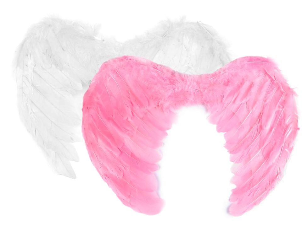 Andělská křídla 35x45 cm  c7281f5b0e