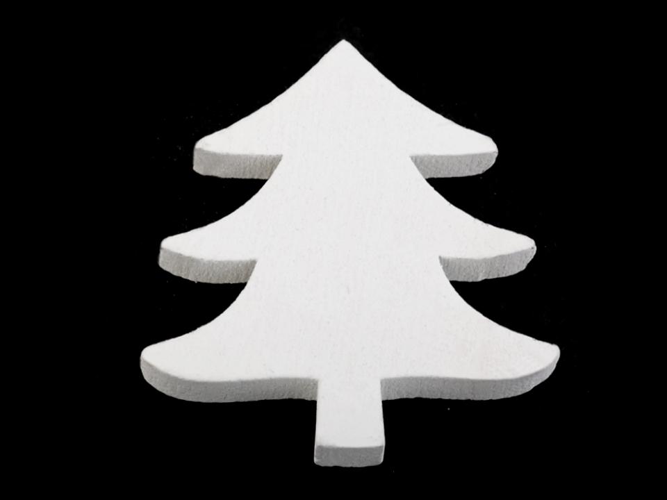 Dřevěný stromek 48x50 mm  b660502bf7