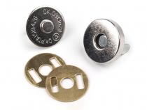 Magnetické zapínání Ø15 mm (5 sada)