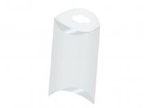 Plastová krabička se závěsem 5x8,5 cm (10 ks)