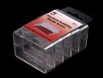 Plastové krabičky ČESKÝ VÝROBEK (5 ks)