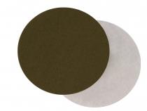 Nažehlovací záplaty Ø10 cm textilní (10 sáček)
