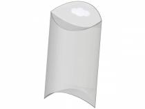 Plastová krabička se závěsem 10x15 cm (5 ks)