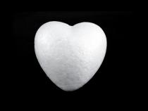 Srdce Ø100 mm polystyren (2 ks)