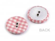 """Potažené knoflíky / buttonky velikost 34"""" (500 ks)"""