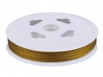 Nylonové lanko Ø0,45 mm (10 ks)