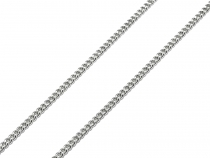 Řetízek mosazný 1,9x2,1 mm (1 m)