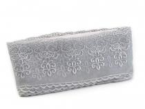 Krajka na monofilu šíře 100 mm (9 m)