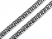 Hadí řetízek 0,3x50 cm z nerezové oceli