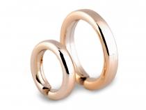 Dekorace prsteny (100 pár)
