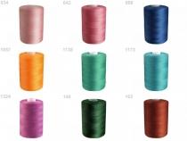 Polyesterové nitě návin 1000 m PES 40/2 James Fusion Coral 10ks Stoklasa