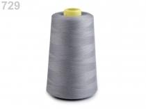 Polyesterové nitě návin 5000 yards PES 40/2 (1 ks)