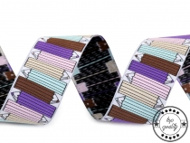 Vzorovka pastelky šíře 30 mm (25 m)