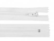 Spirálový zip šíře 3 mm délka 45 cm (25 ks)