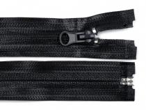 Voděodolný zip šíře 5 mm délka 85 cm spirálový (10 ks)