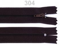 Spirálový zip šíře 3 mm délka 45 cm (1 ks)