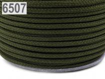 Šňůra PES Ø4 mm (100 m)