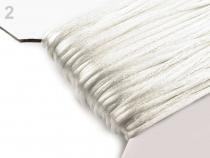 Saténová šňůra Ø2 mm (25 m)