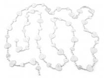 Srdce na šňůrce (2 m)