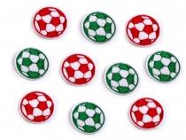 Nažehlovačka fotbalový míč (20 ks)
