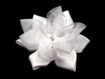 Textilní květ Ø50 mm (20 ks)