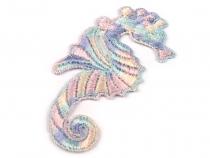 Textilní aplikace krajková Evona (100 ks)