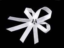 Svatební mašlička šíře 60 mm