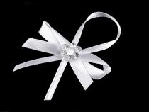 Svatební mašlička šíře 45 mm