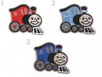 Nažehlovačka lokomotiva (120 ks)