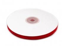 Sametová stuha šíře 6 mm (10 m)
