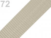 Popruh polypropylénový šíře 47-50 mm (25 m)