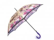 Dámský vystřelovací deštník světové metropole 2. jakost (1 ks)