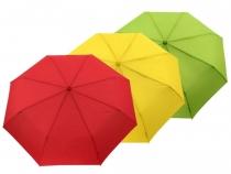 Dáždnik dámsky skladací farebný MINI MAX