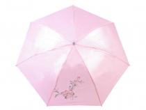 Dámsky dáždnik skladací