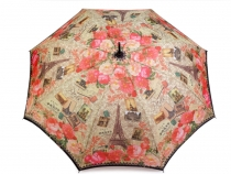 Dámský vystřelovací deštník světové metropole (3 ks)