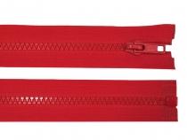 Kostěný zip šíře 5 mm délka 45 cm (bundový) (10 ks)