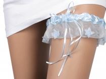 Svatební podvazek šíře v rozmezí od 60-70 mm (1 ks)