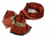 Hedvábný šátek 70x180 cm (4 ks)