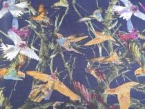 Hedvábný šátek 85x170 cm (1 ks)