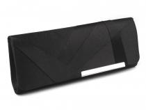 Kabelka - psaníčko 10x26 cm saténové 2. jakost (1 ks)
