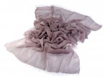 Hedvábný šátek 75x210 cm (1 ks)