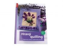 Kniha Hravý quilling (8 ks)