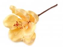 Dekorace květ 5x20 cm (8 ks)