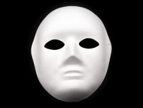 Maska na obličej k domalování (40 ks)