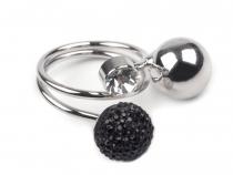 Prsten spirála (4 ks)