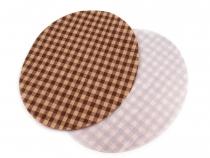 Nažehlovací záplaty 11x14 cm textilní (10 sáček)