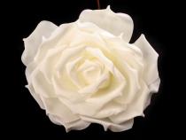 Dekorace květ Ø27 cm (2 ks)
