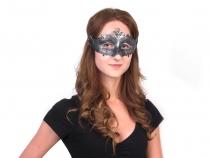 Karnevalová maska - škraboška (1 ks)