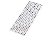 Samolepící kamínky 5x10 mm (1 karta)